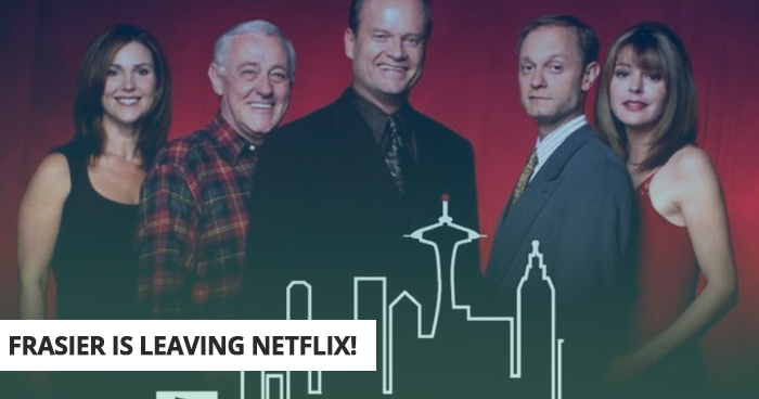 Download every episode of Frasier and watch anytime