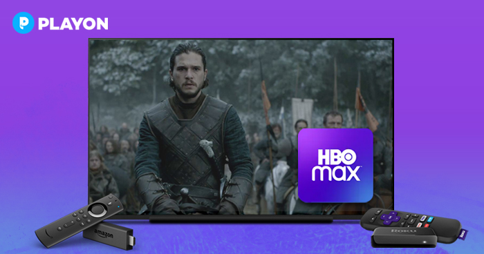 You Can Watch HBO Max on Roku or Fire TV with PlayOn Cloud