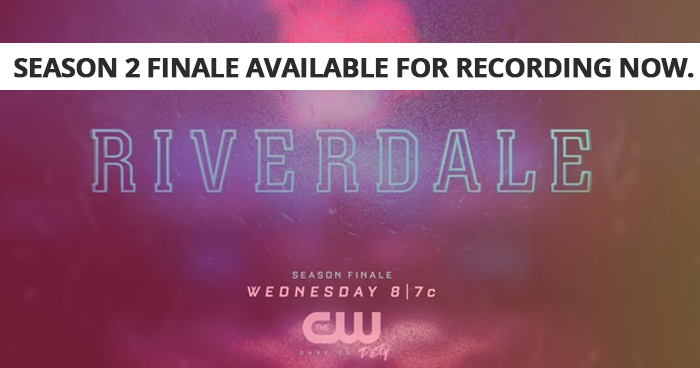 Download and watch the season finale of Riverdale