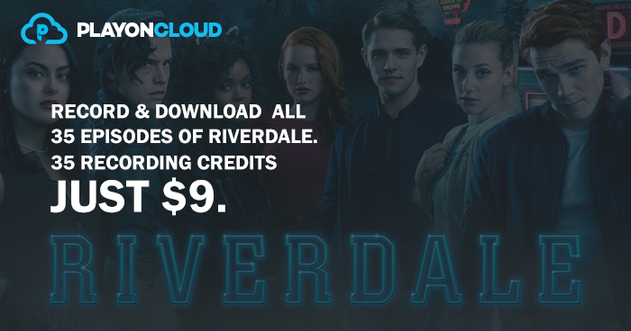 Download and watch every episode of Riverdale Seasons 1-2