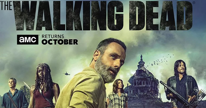 The Walking Dead Premieres Oct 7