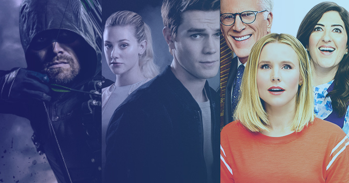 Fall TV premieres are here. So much to record!