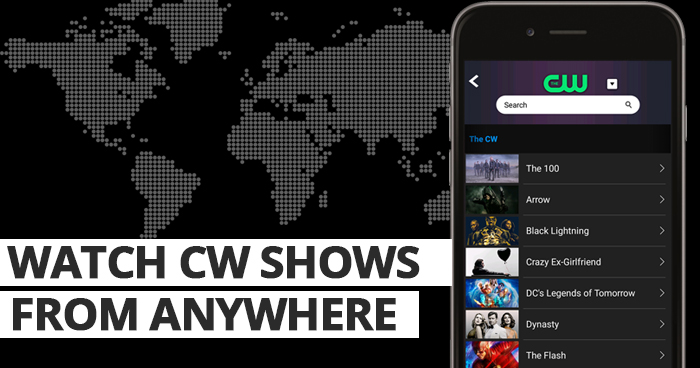 Download and watch the latest episodes of The CW shows from anywhere in the world!