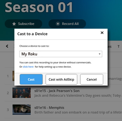 Record Streaming Videos & Stream To Your Roku with PlayOn