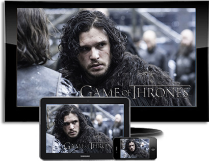Stream or Record Game of Thrones and Watch On Any Device