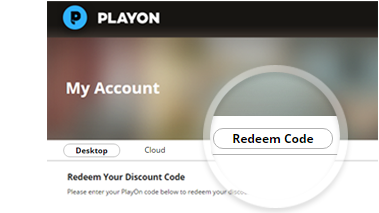 How to redeem your PlayOn code | www playon tv