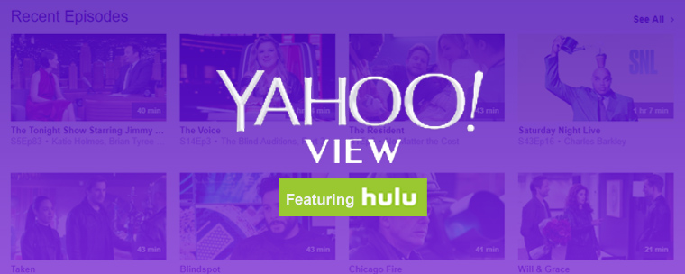 How to Download and Watch Yahoo View Shows Offline