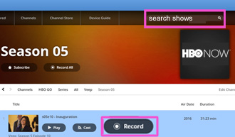 How to Download and Watch HBO NOW Shows and Movies Offline