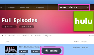 How to Download Hulu Videos | Record & Watch Hulu Offline